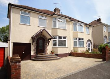 3 bed semi-detached house for sale in Clyde Grove, Filton Park BS34