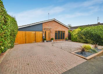 Thumbnail 3 bed detached bungalow for sale in Manor Farm Close, Weston Turville, Aylesbury