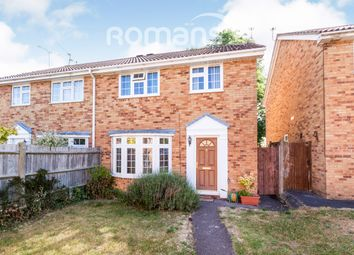 Thumbnail 3 bed semi-detached house to rent in Maidensfield, Winnersh, Wokingham