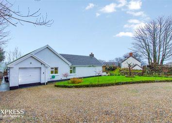 Thumbnail 3 bed detached bungalow for sale in Robeston Wathen, Robeston Wathen, Narberth, Pembrokeshire