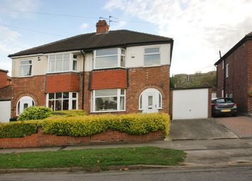 Thumbnail 3 bed semi-detached house for sale in Thief Lane, York