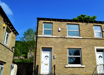Thumbnail 3 bed end terrace house to rent in Fenton Square, Huddersfield