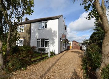 Thumbnail 3 bed cottage for sale in Birchwood Lane, Somercotes, Alfreton, Derbyshire