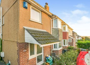 3 bed semi-detached house for sale in Raynham Road, Plymouth, Devon PL3