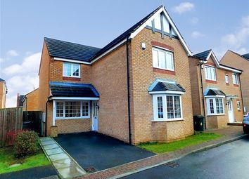 Thumbnail 3 bed detached house for sale in Sandhill Close, Bradford