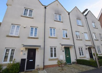Thumbnail 3 bed town house for sale in St Helena Avenue, Newton Leys, Milton Keynes