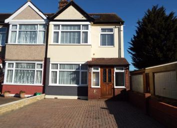 Thumbnail 4 bed end terrace house for sale in Barkingside, Essex