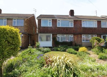 Thumbnail 2 bed flat for sale in Birchen Grove, Luton