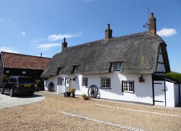 Thumbnail 3 bed cottage to rent in High Street, Thurleigh