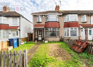 Thumbnail 3 bed end terrace house for sale in Fairfield Drive, Perivale, Greenford, Greater London