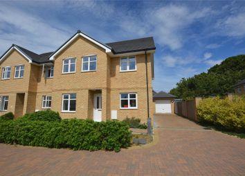 Torreyana Gardens, Pennington, Lymington, Hampshire SO41. 4 bed semi-detached house for sale