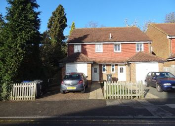 Thumbnail 6 bed semi-detached house to rent in Downs Road, Canterbury