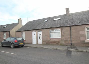 Thumbnail 1 bedroom terraced bungalow for sale in Prior Road, Forfar, Dundee