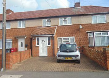 Thumbnail 4 bed terraced house to rent in Glanmor Road, Slough