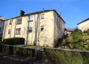 Thumbnail 2 bed flat for sale in Rankin Street, Greenock
