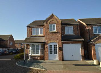 Thumbnail 4 bed detached house for sale in Farrants Way, Hornsea, East Yorkshire