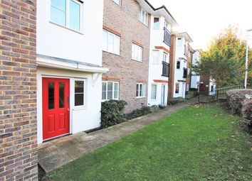 Thumbnail 2 bed flat for sale in Castlemaine Avenue, Gillingham, Kent