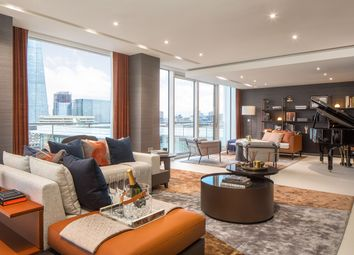 "Thumbnail 3 bedroom duplex for sale in ""Duplex - Penthouse"" at Lower Thames Street, London"