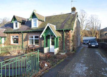 Thumbnail 3 bed semi-detached house for sale in Edinburgh Road, Abington, Biggar