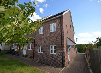 Thumbnail 3 bedroom end terrace house to rent in Warren Close, Farnham