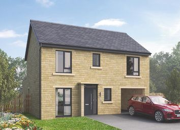 "Thumbnail 4 bed detached house for sale in ""The Hanbury"" at Stopes Road, Stannington, Sheffield"