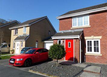 Thumbnail 2 bed semi-detached house for sale in Cwm Felin, Blackmill, Bridgend, Mid Glamorgan