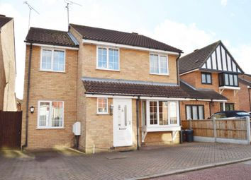 Thumbnail 4 bed detached house for sale in Latching Close, Romford