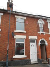Thumbnail 2 bed town house to rent in Wild Street, Derby