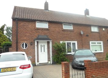 Thumbnail 2 bedroom semi-detached house to rent in Cordelia Road, Stanwell, Staines