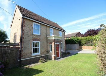 Thumbnail 3 bed detached house for sale in Poole Road, Upton, Poole