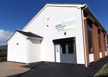 Thumbnail Serviced office to let in East Durham Business Centre, Wingate, Co. Durham