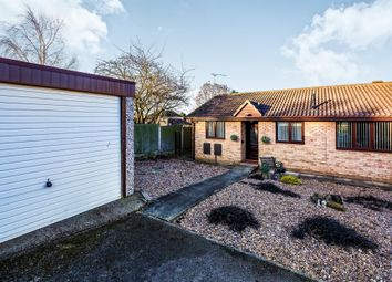 Thumbnail 2 bed semi-detached bungalow for sale in Tiercel Mews, Dinnington, Sheffield