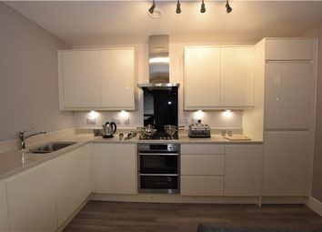 Thumbnail 2 bed flat for sale in Plot 100 Fir Court, Locking Parklands, Locking, Weston-Super-Mare