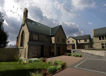 Thumbnail 3 bed semi-detached house for sale in The Old Nursery, Denby Dale, Huddersfield