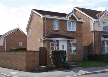 Thumbnail 3 bedroom detached house to rent in Moat House Way, Conisbrough, Doncaster, South Yorkshire.
