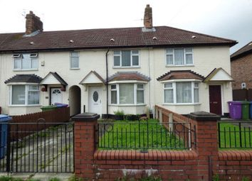 Thumbnail 2 bedroom terraced house for sale in Seacroft Close, Liverpool