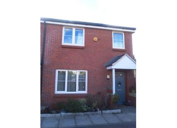 Thumbnail 3 bed semi-detached house for sale in 6 Fosse Close, Sapcote, Leicester, Leicestershire