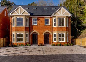 4 bed semi-detached house for sale in Chalkpit Lane, Marlow, Buckinghamshire SL7