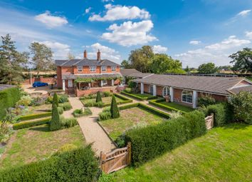 Thumbnail 6 bed detached house for sale in Boxford, Sudbury, Suffolk