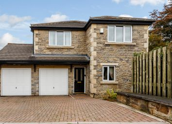 Thumbnail 4 bed detached house for sale in Brooklyn Close, Dewsbury, West Yorkshire