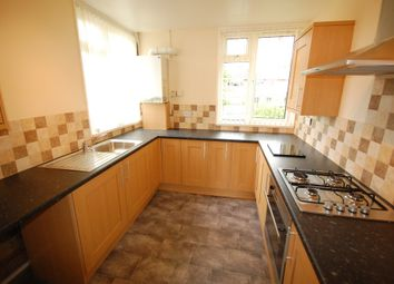 Thumbnail 3 bed end terrace house to rent in Farnham Road, Newton Hall, Durham