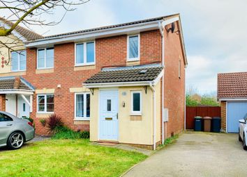 Thumbnail 3 bed end terrace house to rent in Stane Drive, Bracebridge Heath, Lincoln