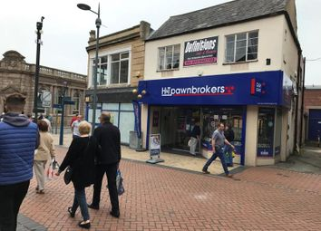 Thumbnail Retail premises for sale in 27-29 Bridge Street, Worksop, Nottinghamshire