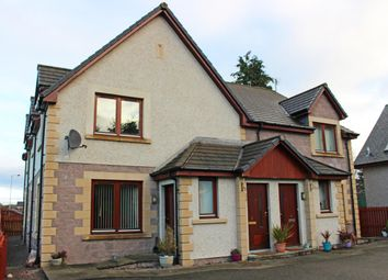 Thumbnail 2 bed flat to rent in Abbots Place, Fraser Street, Beauly