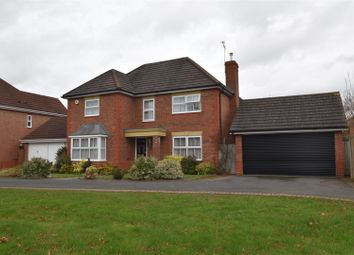 Thumbnail 4 bedroom detached house for sale in Gawtree Way, Warndon, Worcester