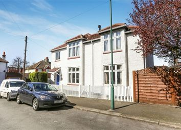 Thumbnail 5 bed detached house for sale in Wallace Crescent, Carshalton, Surrey
