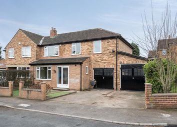 Thumbnail 5 bed semi-detached house for sale in Almsford Oval, Harrogate