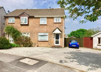 Thumbnail 3 bed semi-detached house for sale in Penryn, Cornwall