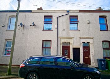 3 bed terraced house to rent in Salisbury Street, Preston PR1