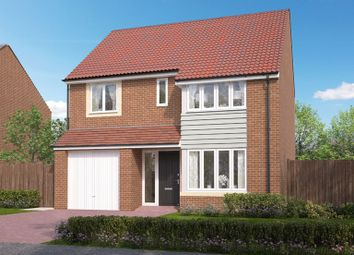 Thumbnail 4 bed detached house for sale in Scholars Park, School Way, Redcar